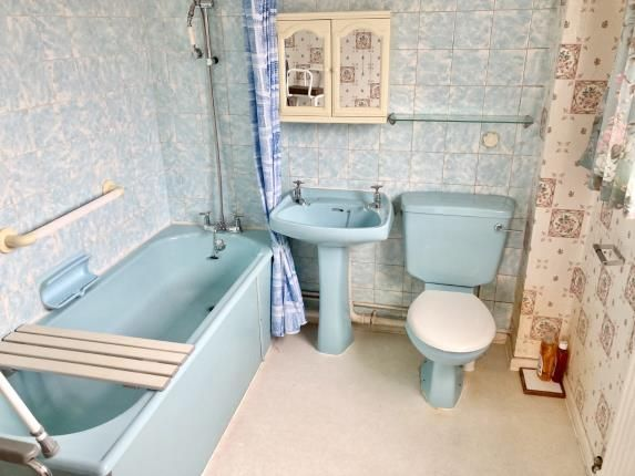 Bathroom of Whiles Lane, Birstall, Leicester, Leicestershire LE4
