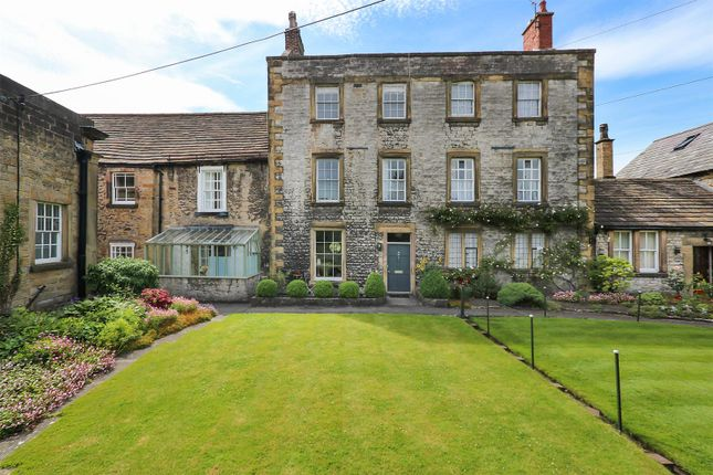 Thumbnail 3 bed town house for sale in Bank House, Bath Street, Bakewell