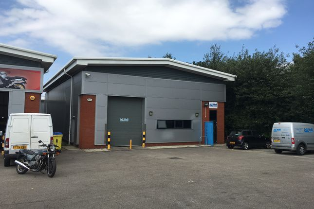 Thumbnail Industrial to let in Bassendale Road, Bromborough