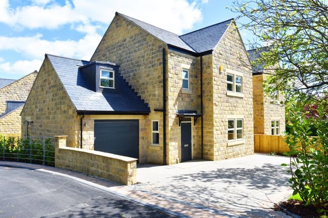 Thumbnail Detached house for sale in Green Lane, Harrogate