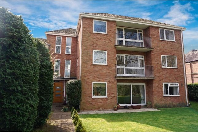 Thumbnail Flat for sale in Park Road, Leamington Spa