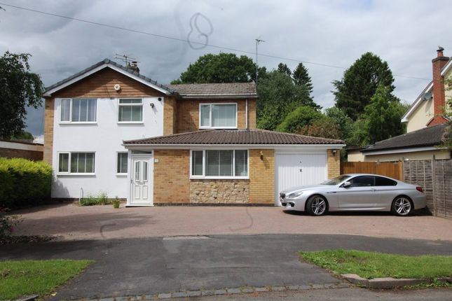 Thumbnail Detached house for sale in Amherst Road, Kenilworth