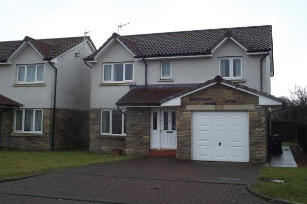 Thumbnail Detached house to rent in Fernbank, Stirling