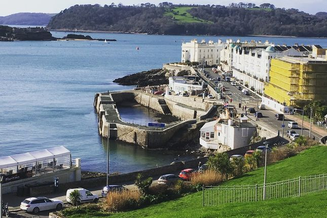 Thumbnail Flat for sale in Grand Parade, West Hoe, Plymouth