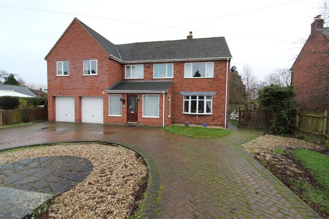 Thumbnail Detached house for sale in Babbinswood, Whittington, Oswestry