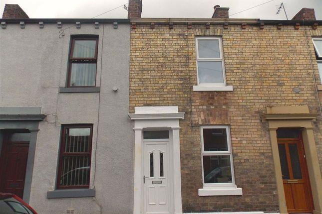 Thumbnail Terraced house to rent in Newcastle Street, Carlisle, Carlisle