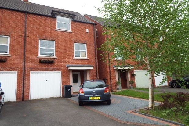 Thumbnail Property to rent in Goldhill Gardens, South Knighton