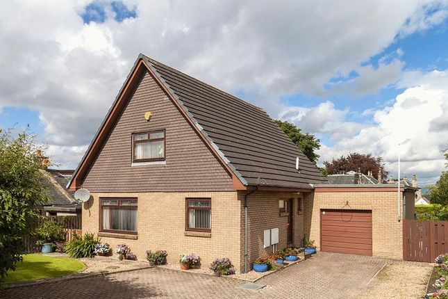 Thumbnail Detached house for sale in Grahamsdyke Road, Bo'ness