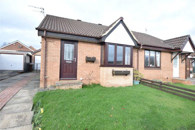 Thumbnail Bungalow to rent in Parlington Meadow, Barwick In Elmet, Leeds, West Yorkshire