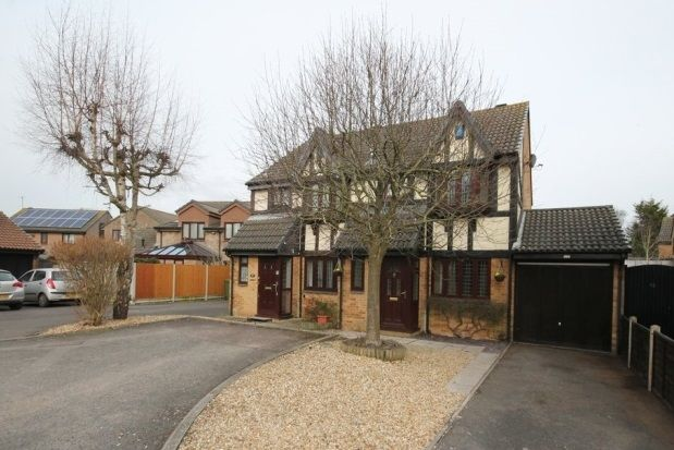 Thumbnail Property to rent in Homefield, North Yate, Bristol