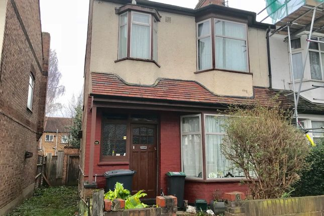 Thumbnail Semi-detached house for sale in Brantwood Road, London