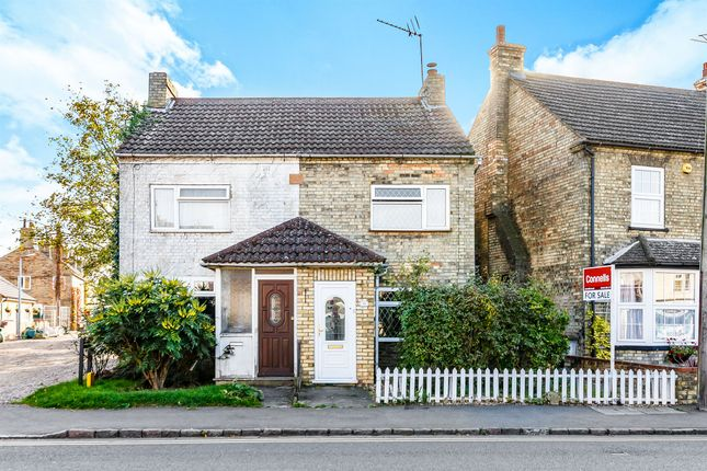 Thumbnail Semi-detached house for sale in High Street, Arlesey