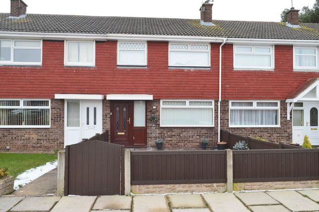 3 bed terraced house to rent in Saxon Way, Blacon, Chester CH1