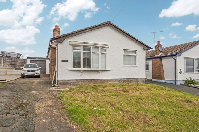 Thumbnail Detached bungalow for sale in Bron Wern, Abergele
