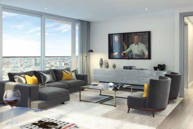 Thumbnail Flat for sale in Pennington Street, London