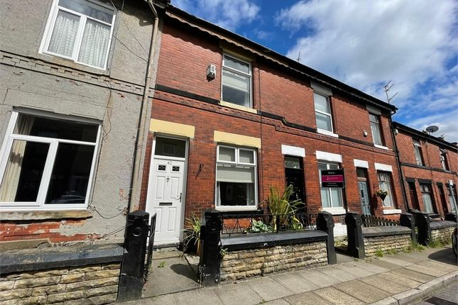 2 bed terraced house for sale in Bridgefield Street, Radcliffe, Manchester, Lancashire M26