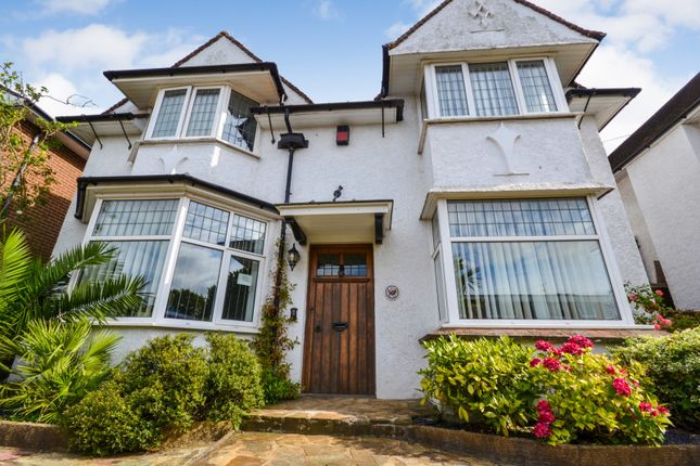Thumbnail Property for sale in Kings Avenue, Eastbourne