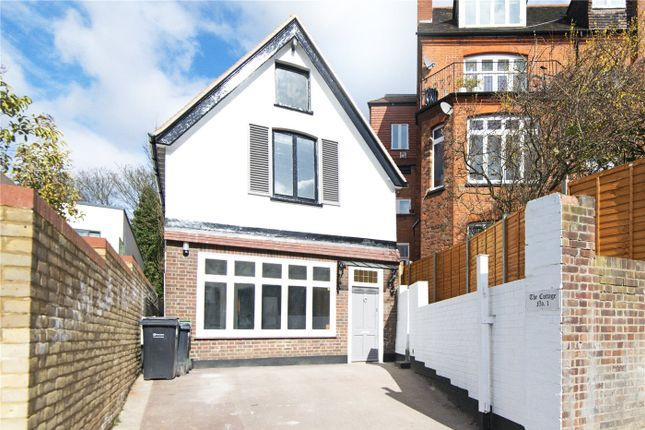 Thumbnail Property to rent in The Cottage, 1 Netherhall Gardens, Hampstead, London