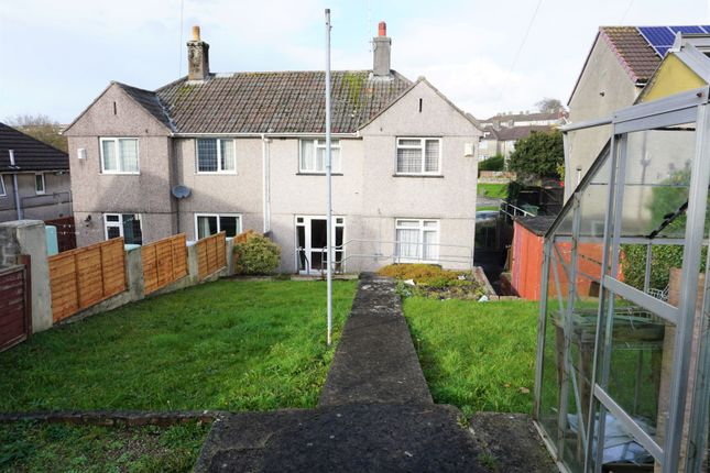 Garden of Careswell Avenue, Plymouth PL2