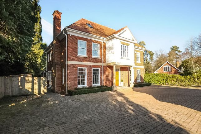 Thumbnail Detached house for sale in South Ascot, Berkshire