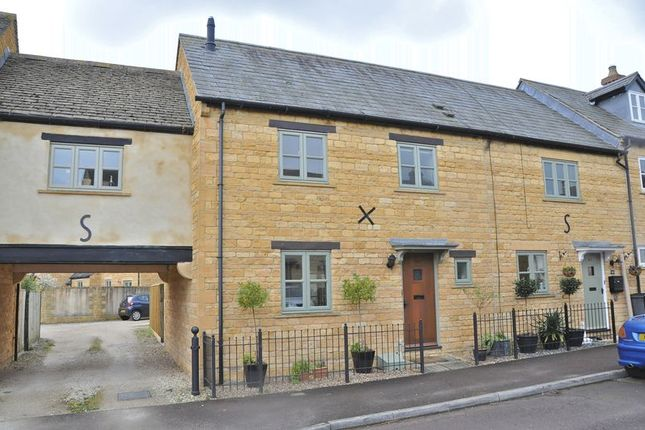 Thumbnail Terraced house for sale in Castle Nurseries, Chipping Campden