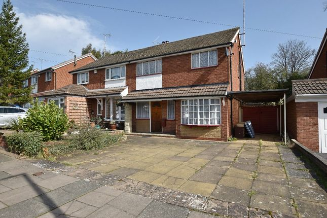 Thumbnail Semi-detached house for sale in Stanton Road, Great Barr, Birmingham