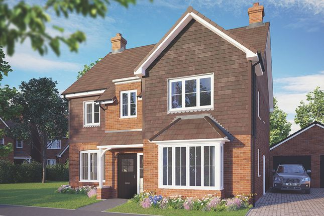 "Thumbnail Property for sale in ""The Birch"" at Curbridge, Botley, Southampton"