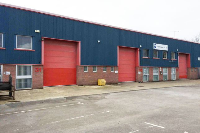 Thumbnail Industrial to let in Woolsbridge Industrial Estate, Three Legged Cross, Wimborne