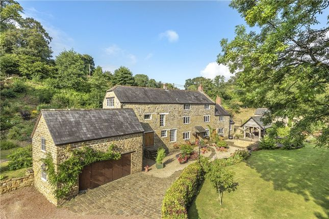 Thumbnail Detached house for sale in Stoke Abbott, Beaminster, Dorset