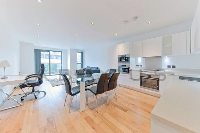 Thumbnail Flat to rent in The Cascades, Finchley Road, Finchley Road