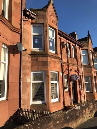 Thumbnail Flat for sale in Laird Street, Dunbeth, Coatbridge