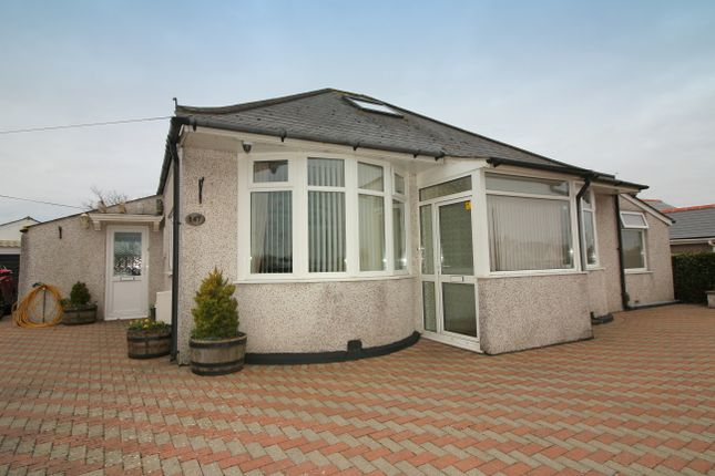 Thumbnail Detached bungalow for sale in Callington Road, Saltash