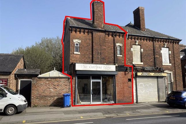 Thumbnail Retail premises for sale in Ashton Old Road, Openshaw, Manchester