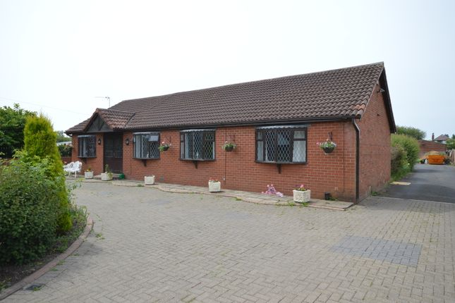 Thumbnail Detached bungalow for sale in Jubilee Lane, Blackpool