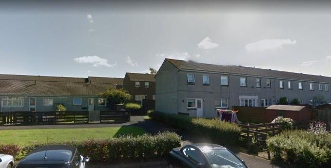 Thumbnail Terraced house to rent in Huntly Avenue, Deans, Livingston
