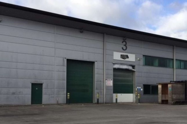 Thumbnail Industrial to let in Premier Park Road, London