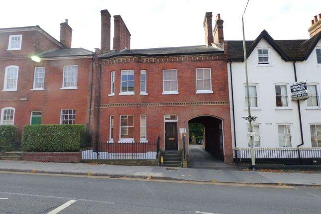 Thumbnail Flat to rent in Shute End, Wokingham