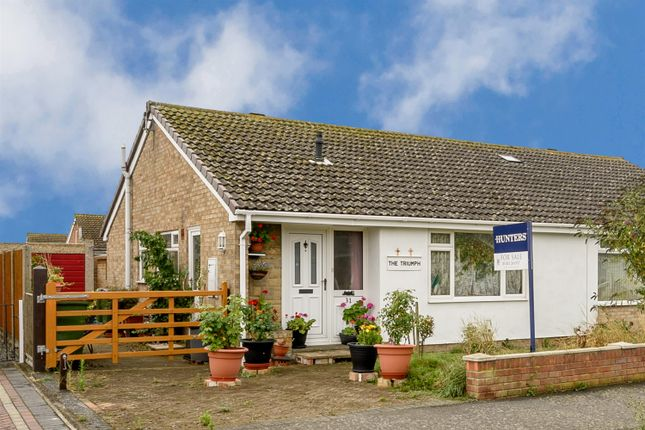 2 bed semi-detached bungalow for sale in Laurel Avenue, St Mary's Bay