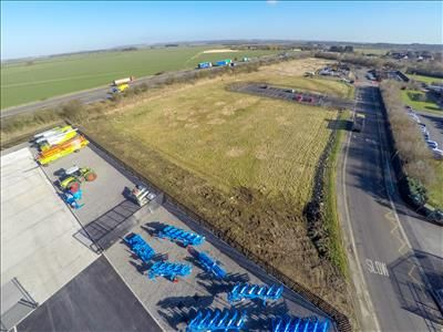 Thumbnail Light industrial for sale in Site 3, Atherton Way, Brigg