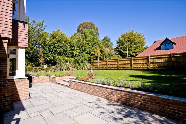 Rear Garden of Shoreham Road, Otford, Sevenoaks, Kent TN14