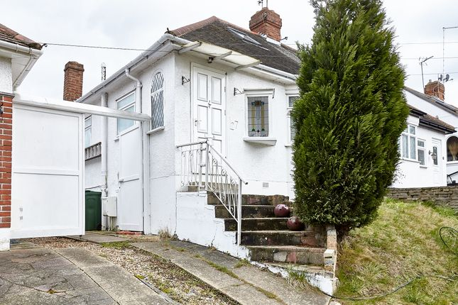 Thumbnail Bungalow for sale in Yardley Lane, London