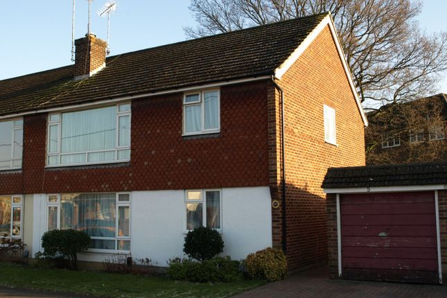 Thumbnail Maisonette to rent in Sandy Lane, Farnborough