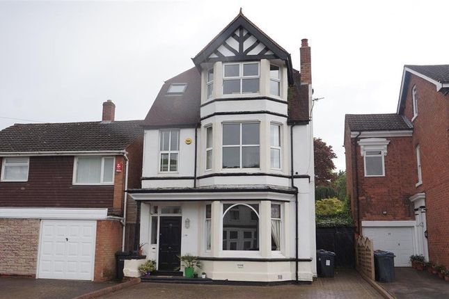 Thumbnail Detached house for sale in Western Road, Wylde Green, Sutton Coldfield