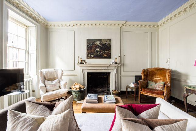 Thumbnail Town house to rent in Fournier Street, London
