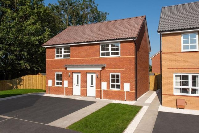 "2 bed end terrace house for sale in ""Kenley"" at Bawtry Road, Tickhill, Doncaster DN11"