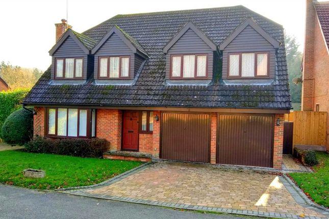 Thumbnail Detached house for sale in Hawkshill Drive, Hemel Hempstead