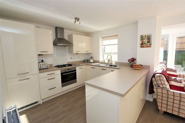 Thumbnail Detached house for sale in Well Walk, St. Athan, Barry