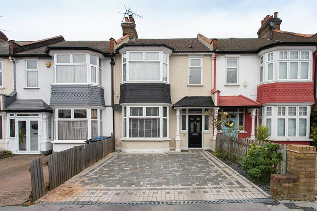 Thumbnail Terraced house for sale in Strathyre Avenue, London