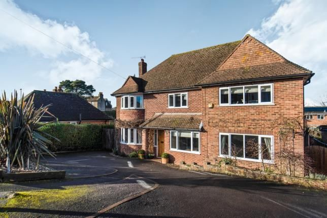 Thumbnail Detached house for sale in Guildford, Surrey
