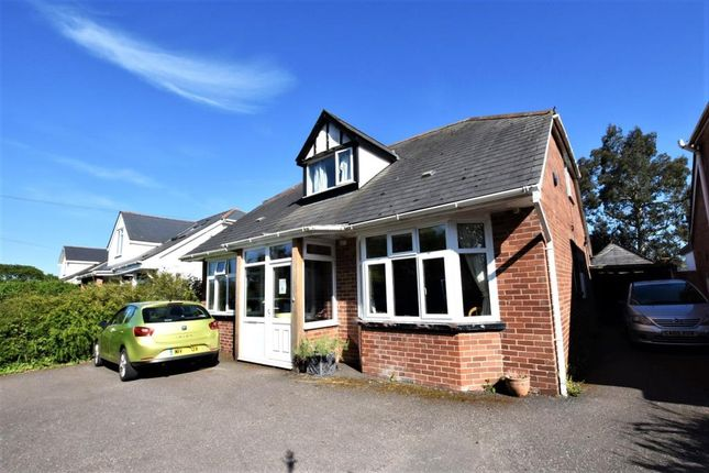 Thumbnail Detached house for sale in West Clyst, Exeter, Devon